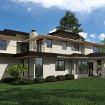 Future Contemporary Home In Portola Valley